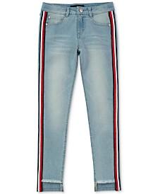 Tommy Hilfiger Toddler Girls Skinny Step-Up Jeans