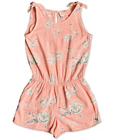 Roxy Big Girls Printed Romper