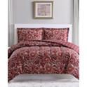 Pem America Hudson Paisley 2-Pc. Twin Comforter Set