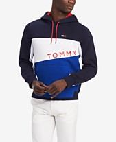 b9dd81ae61f74 Tommy Hilfiger Men s Big   Tall Logo Graphic Hoodie