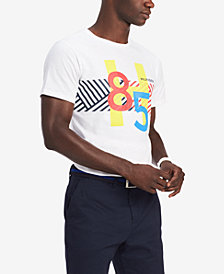 Tommy Hilfiger Men's Saban Graphic Shirt, Created for Macy's