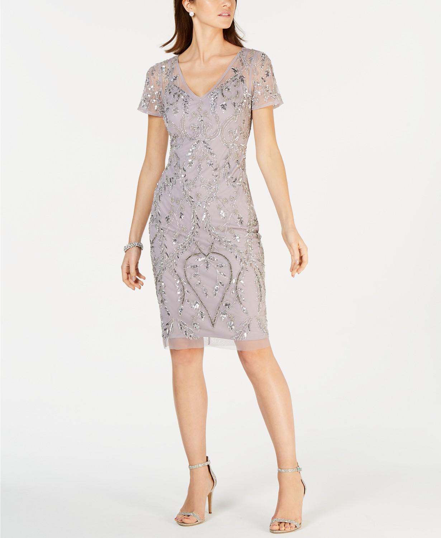 petite lace dresses