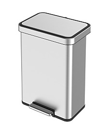 EKO Cozy Big Lid 45L Trash Can