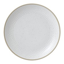 Royal Doulton Exclusively for Maze Grill Hammer White Dinner Plate