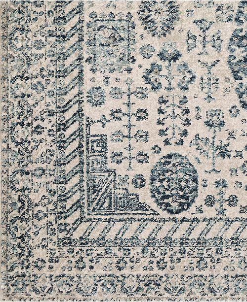"""Surya Mesopotamia MEP-2300 Medium Gray 18"""" Square Swatch"""