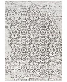 "Surya Monte Carlo MNC-2306 Charcoal 7'10"" x 10'3"" Area Rug"