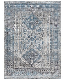 "Surya Monte Carlo MNC-2312 Light Gray 9'3"" x 12' Area Rug"