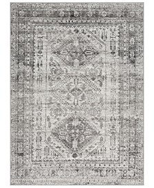 "Surya MNC-2314 Light Gray 9'3"" x 12' Area Rug"