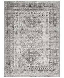 "Surya Monte Carlo MNC-2314 Light Gray 9'3"" x 12' Area Rug"