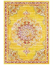 """CLOSEOUT! Morocco MRC-2325 Saffron 5'3"""" x 7'3"""" Area Rug"""