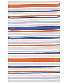 Maritime MTM-1013 Burnt Orange 2' x 3' Indoor/Outdoor Area Rug