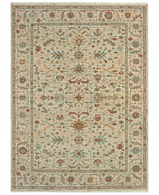 """Oriental Weavers Anatolia 091L3 Sand/Rust 2'3"""" x 10' Runner Area Rug"""