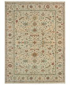 """Oriental Weavers Anatolia 091L3 Sand/Rust 5'3"""" x 7'6"""" Area Rug"""