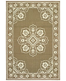 "Marina 7764 8'6"" x 13' Indoor/Outdoor Area Rug"