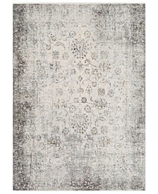 "Presidential PDT-2310 Medium Gray 3'3"" x 5' Area Rug"