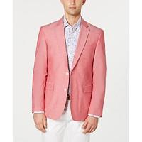 Tommy Hilfiger Men's Modern-Fit Chambray Sport Coat (Multiple Colors)