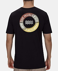 Hurley Men's Premium Viral Graphic T-Shirt