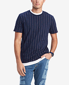 Tommy Hilfiger Men's Stripe Sullivan T-Shirt, Created for Macy's
