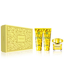 Versace 3-Pc. Yellow Diamond Gift Set, a Value of $161