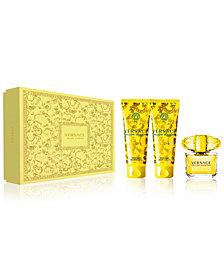 Versace 3-Pc. Yellow Diamond Gift Set, a Value of $161
