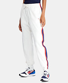 Polo Ralph Lauren Striped Jersey Track Pants
