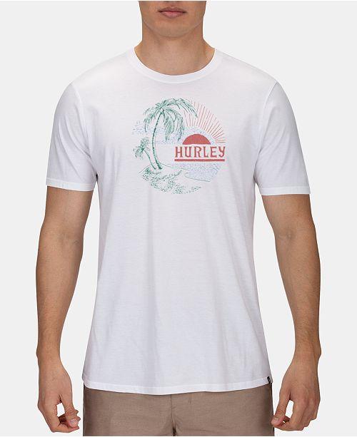 Hurley Men's Outlander Graphic T-Shirt