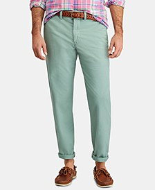 Men's Big & Tall Classic Fit Chino Pants