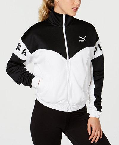 Puma XTG Colorblocked Track Jacket
