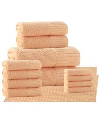 Timaru 2-Pc. Bath Sheets Turkish Cotton Towel Set