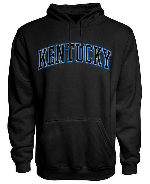 Colosseum Men's Kentucky Wildcats Arch Logo Hoodie
