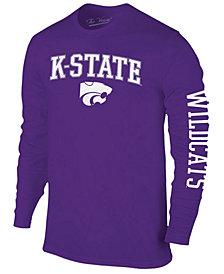 Colosseum Men's Kansas State Wildcats Midsize Slogan Long Sleeve T-Shirt