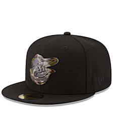 New Era Baltimore Orioles Camo Capped 59FIFTY-FITTED Cap