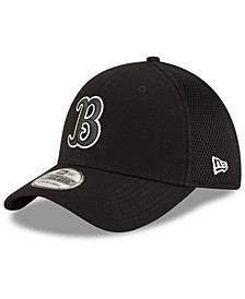 UCLA Bruins Black White Neo 39THIRTY Cap