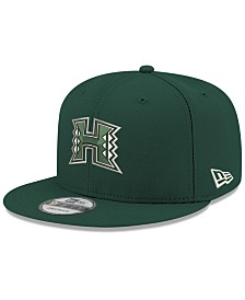 New Era Boys' Hawaii Warriors Core 9FIFTY Snapback Cap