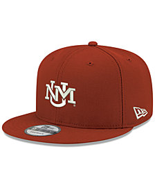 New Era Boys' New Mexico Lobos Core 9FIFTY Snapback Cap