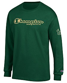 Champion Men's South Florida Bulls Co-Branded Long Sleeve T-Shirt