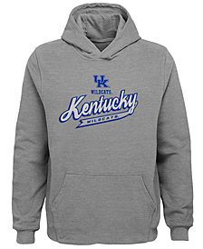 Outerstuff Kentucky Wildcats Tailsweep Hooded Sweatshirt, Little Boys (4-7)