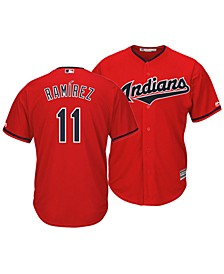 Men's Jose Ramirez Cleveland Indians Player Replica Cool Base Jersey