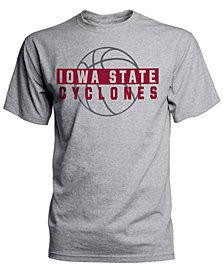 J America Men's Iowa State Cyclones Basketball Shadow T-Shirt
