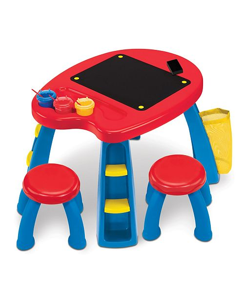 Group Sales Crayola Creativity Play Station