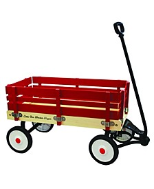 "34"" Wood Wagon"