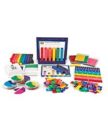 Rainbow Fraction Teaching System Kit