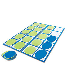 Learning Resources Ten-Frame Floor Mat Activity Set 22 Pieces