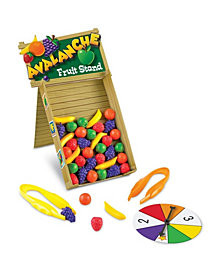Learning Resources Avalanche Fruit Stand Game