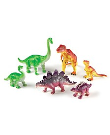 Learning Resources Jumbo Dinosaurs - Mommas and Babies Set of 6