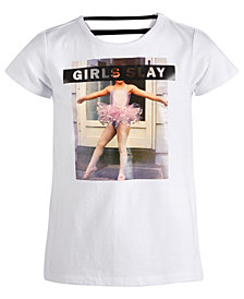 Ideology Big Girls Slay-Print T-Shirt, Created for Macy's