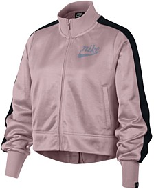 Nike Big Girls Sportswear Fleece Jacket