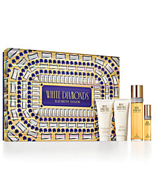 Elizabeth Taylor 4-Pc. White Diamonds Gift Set, $121 Value