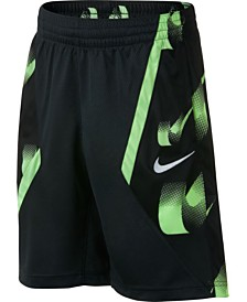Nike Big Boys Avalanche Printed Shorts