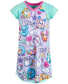 AME Little & Big Girls Pikmi Pops Nightgown